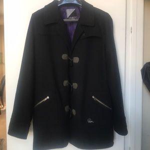 Volcom wool jacket